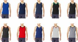 Adidas Men's 3G Sleeveless Heathered Tank Top CHOOSE COLOR &