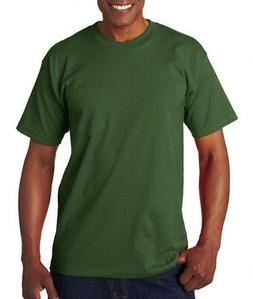 Bayside Men's 6.1 oz. Basic Pocket T-Shirt BA7100 S-4XL