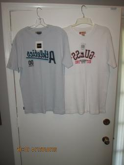 Men's Clothing Lot of 2 T-Shirts size XL Guess Cotton Casual