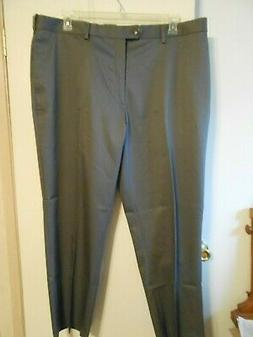 MEN'S CLOTHING/ PANTS/ PERRY ELLIS PORTFOLIO/ GRAY/ NEW WITH