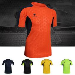 Men's Compression Outdoor Running T-shirt Gym Fitness Sports