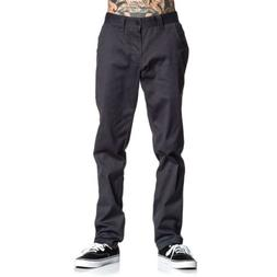 Sullen Men's Convention Chino Pants Gray Clothing Apparel Ca