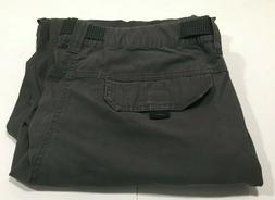 BC Clothing Men's Convertible Stretch Cargo Hiking Zippered