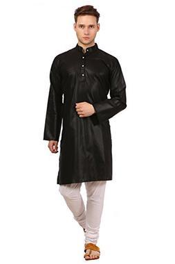 men s cotton silk festive and casual