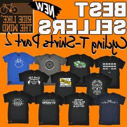Men's Cycling T Shirts - Clothing Fashion T-Shirt funny nove