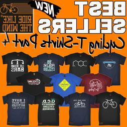 Men's Cycling T Shirts - Clothing Fashion T-Shirt - Ride Lik
