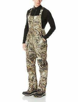 men s essential bib overall realtree max