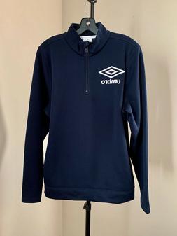 Men's M Vintage Style Umbro Soccer Training Tech Fleece Line