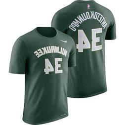 Nike Men's Milwaukee Bucks Giannis Antetokounmpo #34 Dri-FIT