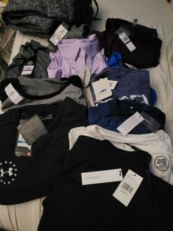 Men's Name Brand Clothes 13 Pieces Lot of NEW Clothes
