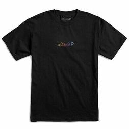 Primitive Men's Nuevo Spectrum Short Sleeve T Shirt Black Cl