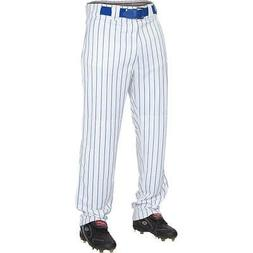 Rawlings Men's Plated Pro Weight Pinstripe Baseball Pants