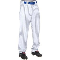 RAWLINGS MEN'S PLATED PRO WEIGHT PINSTRIPE BASEBALL PANTS