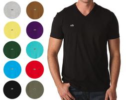 Lacoste Men's Premium Pima Cotton Sport Athletic Jersey V-Ne