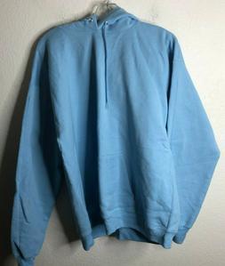 Hanes Men's Pullover Ecosmart Fleece Hooded Sweatshirt, Ligh
