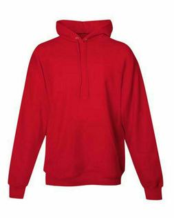 Hanes Men's Pullover EcoSmart Fleece Hooded Sweatshirt Athle