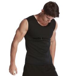 Men's Pullover Vest Fitness Exercise Running Clothes Sports
