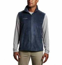 Columbia Men's Steens Mountain Full Zip Soft Fleece Vest, Sm