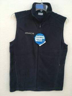 Columbia Men's Steens Mountain Full Zip Soft Fleece Vest Siz