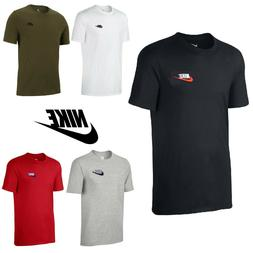 Nike Men's T-Shirt Athletic Active Wear Crew Neck Dry Fit Sw