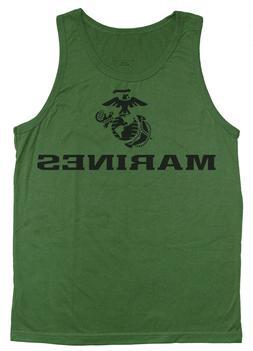 Men's Tank Top USMC Muscle Shirt Marines Tactical Gear Cloth