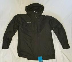 Columbia Men's Ten Falls Interchange Jacket - Black -XL- Wat