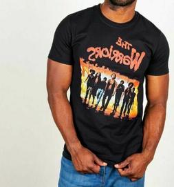 Men's The Warriors Movie Poster T-shirts S-3XL men's clothin