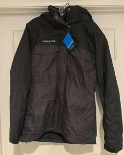 Columbia Men's Timberline Triple Interchange Jacket -Med Bla
