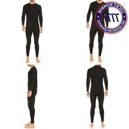 men s ultra soft thermal underwear long