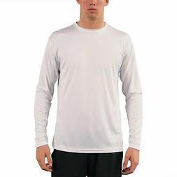Vapor Apparel Men's UPF 50+ UV/Sun Protection Long Sleeve Pe