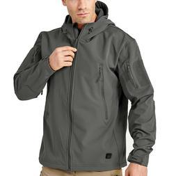 men s waterproof fishing jacket outdoor tactical