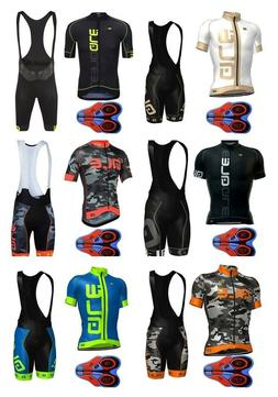 Men Team cycling jersey Bib short set Sport Clothing MTB Bik