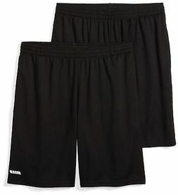 Amazon Essentials Men's 2-Pack Loose-Fit Performance Short