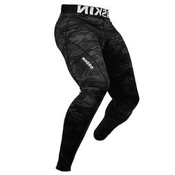 Men�s Compression Dry Cool Sports Tights Pants Baselayer R