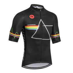 Men's Cycling Clothing Bicycle Jersey Sportswear Short Sle