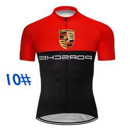 Mens Cycling Jersey Bib Short Kit Bicycle Bike KTM Pro MTB S