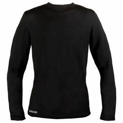 Omni-Wool Mens Dual Base Thermal Layer Long Sleeve Shirt Top