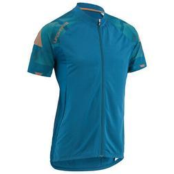 Louis Garneau Mens Maple Lane Short Sleeve Cycling Jersey -