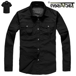 95df432cc Editorial Pick TACVASEN Mens Shirts Quick Dry Anti-UV Long Sleeve Hiking Tr