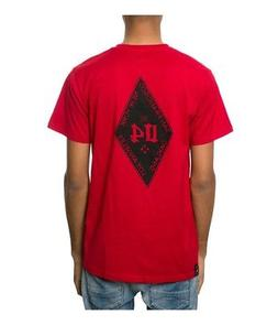Fourstar Clothing Mens The 04 Diamond Graphic T-Shirt