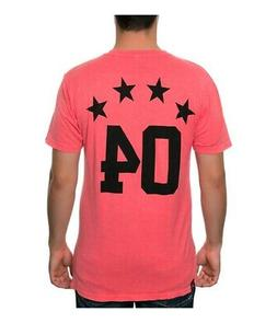 Fourstar Clothing Mens The Athletic Mineral Graphic T-Shirt