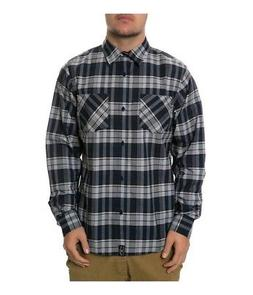 Fourstar Clothing Mens The Autumn Plaid LS Button Up Shirt