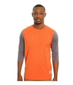 Fourstar Clothing Mens The Malto Baseball Basic T-Shirt