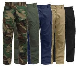 military bdu cargo pants tactical 6 pocket