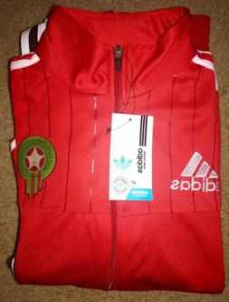 National Moroccan Team Track Suit XL Size