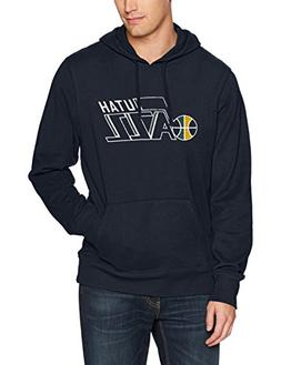 nba utah jazz fleece hoodie