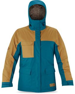 New 2015 Mens Dakine Bishop Insulated Snowboard Jacket Large