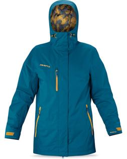 New 2015 Mens Dakine Ledge II Insulated Snowboard Jacket Lar