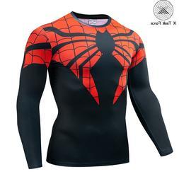 NEW 3D Printed Long Sleeve T Shirt <font><b>Men</b></font> F