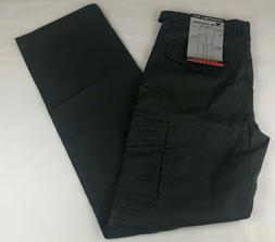 New Men's BC Clothing Convertible Stretch Cargo Charcoal Pan